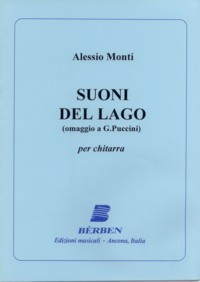 Suoni del lago (omaggio a Puccini) available at Guitar Notes.