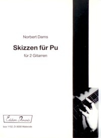 Skizzen fur Pu available at Guitar Notes.