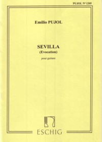 Sevilla (1205) available at Guitar Notes.