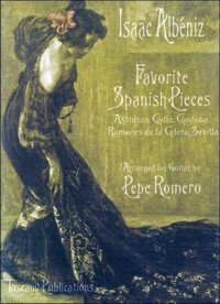 Favourite Spanish Pieces(Romero) available at Guitar Notes.