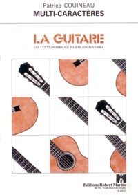 Multi-Caracteres available at Guitar Notes.